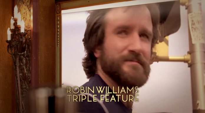 Robin Williams Triple Feature - 10 Second THIS TV Spot