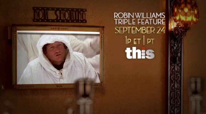 Robin Williams Triple Feature - 20 Second THIS TV Spot