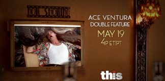 Ace Ventura MAY spot