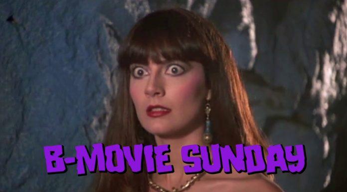 B Movie Sunday - 15 Second THIS TV promo