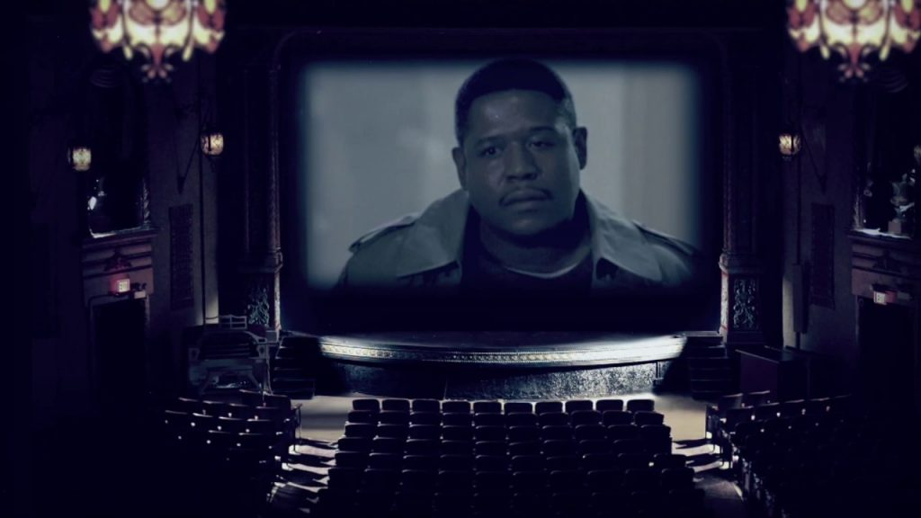 Black History Month - Forest Whitaker Diary of a Hitman - 10 second promo
