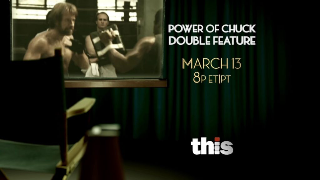 Chuck Norris - Power of Chuck - This TV promo