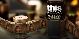 February Drama on Mondays - This TV 20 Second Promo