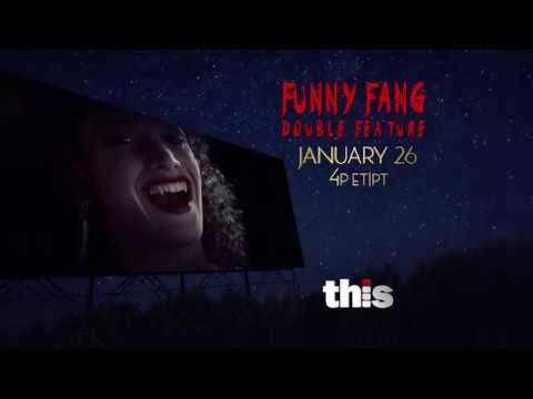 Funny Fang Movie Block - 30 Second This Tv promo