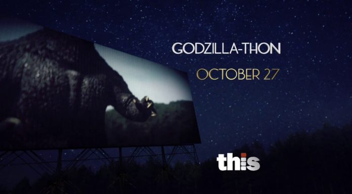 Godzillathon - 30 Second THIS TV Commercial