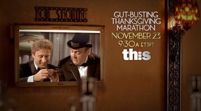 Gutbusting Thanksgiving - THIS TV 20 Second Promo