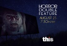 Horror Double Feature - August on THIS TV