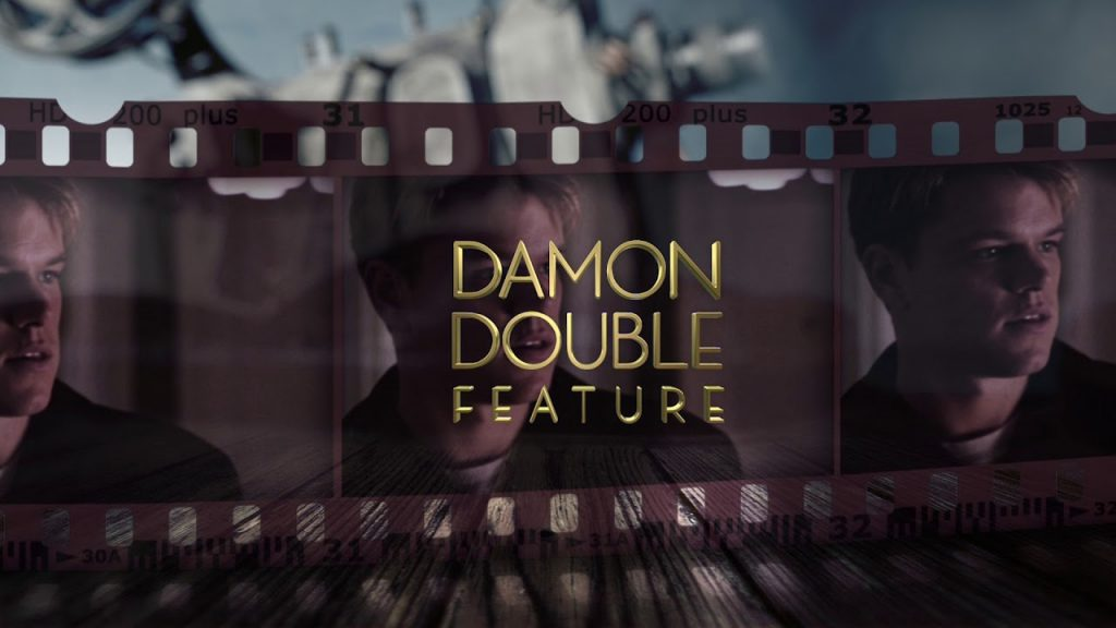 Matt Damon Double Feature - 30 Second THIS TV Promo