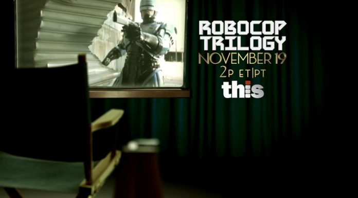 Robocop Trilogy - THIS TV 10 Second Promo