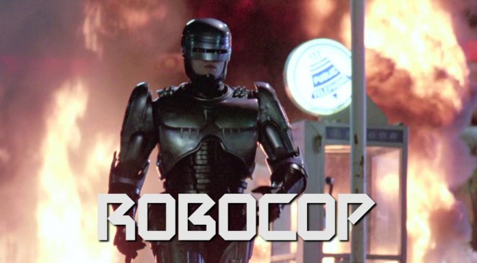 Robocop Trilogy - THIS TV 20 Second Promo