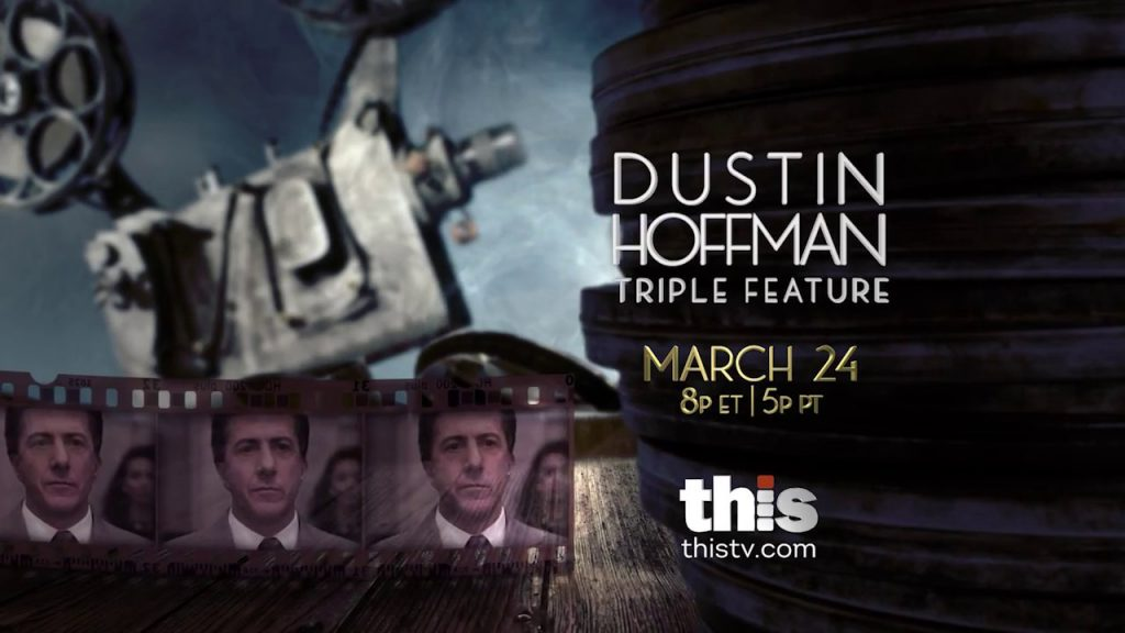 THIS Dustin Hoffman Triple Feature - MARCH24