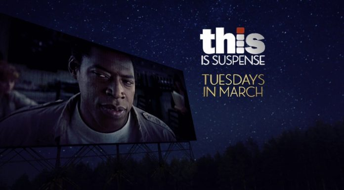 THIS MARCH -Supense