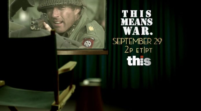THIS Means War - 20 Second TV spot