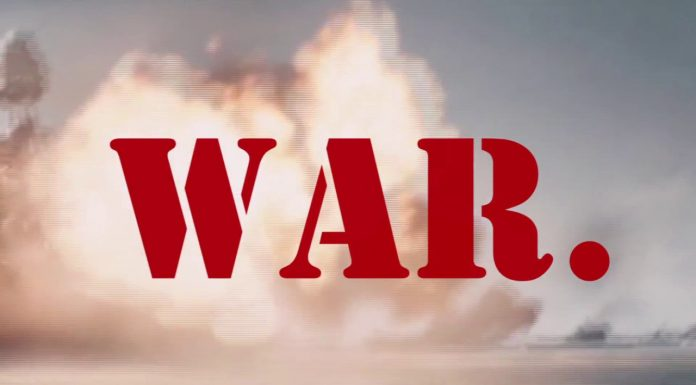 THIS Means War - 30 Second TV spot