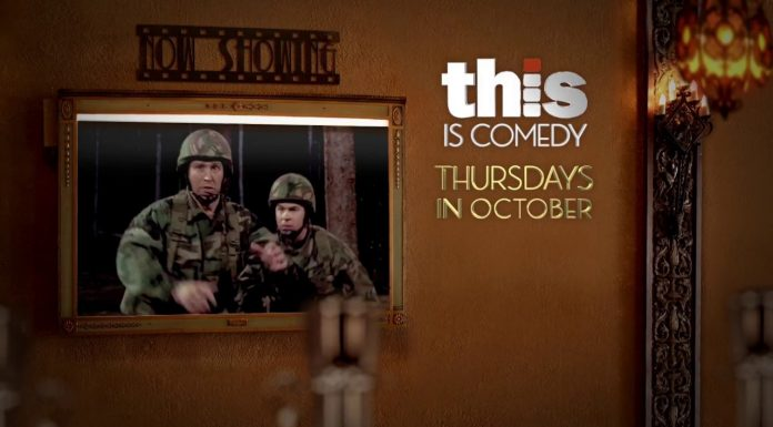 THIS OCT Comedy - 10 Second Promo