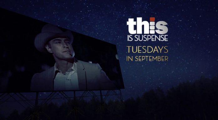 THIS SEPT - Suspense 10 Second Tv Promo