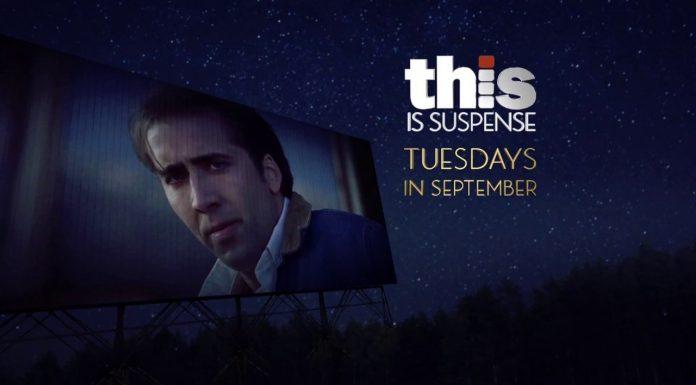 THIS SEPT - Suspense 20 Second Tv Promo