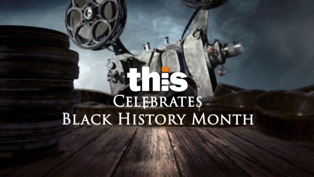 THIS TV celebrates Black History Month - 10 second promo