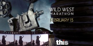 This TV -Wild West Marathon -  FEB 13th - 30 Second Promo