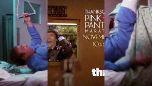Pink Panther Marathon on Thanksgiving